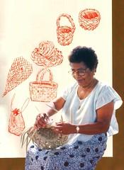 Master Weaver Tan Lucia Torres