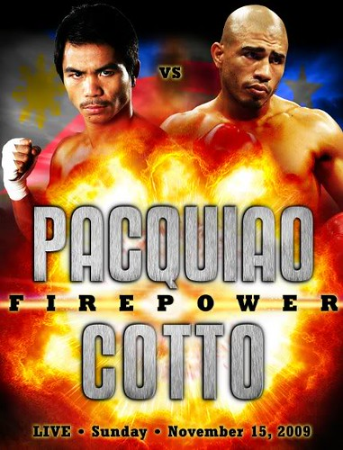 Firepower - Pacquiao vs Cotto