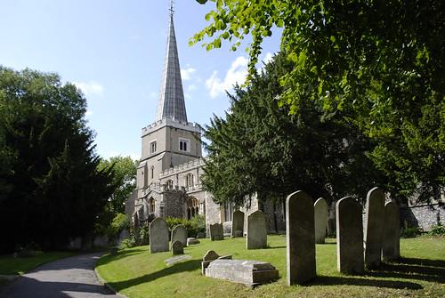 St Mary's, Harrow-on-the-Hill