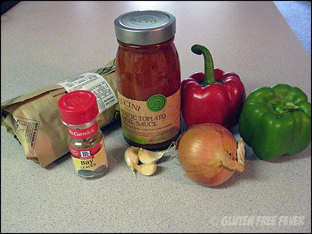 Versatile Sausage & Peppers with Marinara Sauce