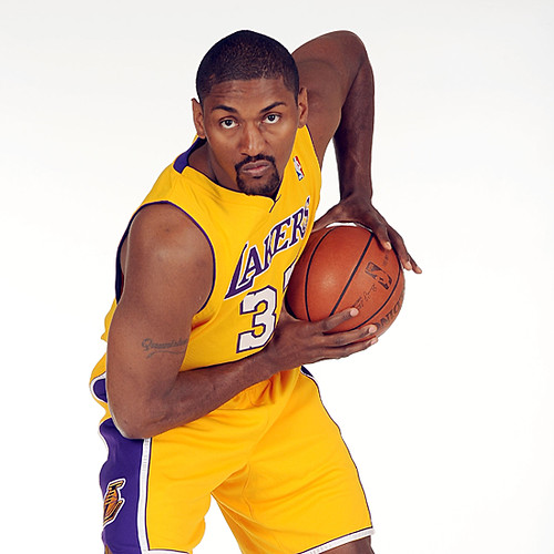 Ron Artest Lakers