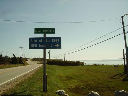 UFO Shag Harbor