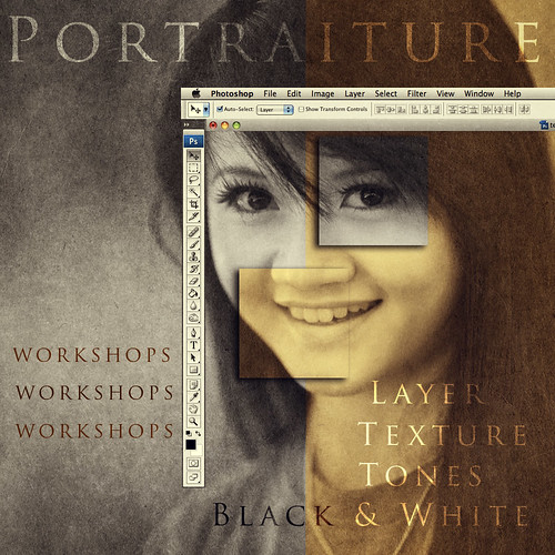 Portraiture Workshops