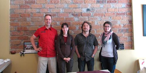 Comité des communications 2009