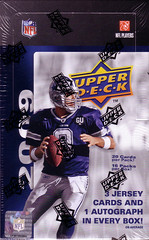 2009 Upper Deck Hobby Box