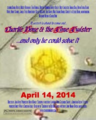 Charlie Bone & the Time Twister