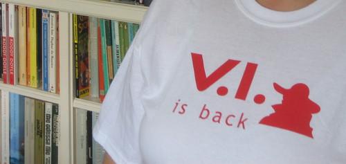 V.I. is back