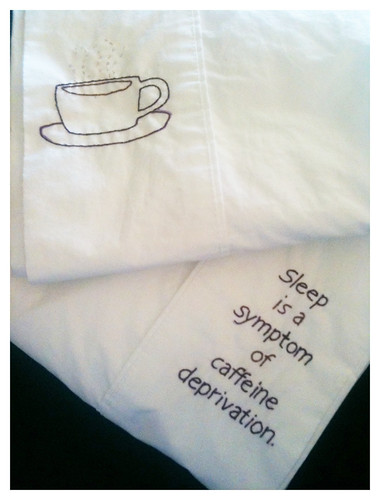 Coffee Pillowcases