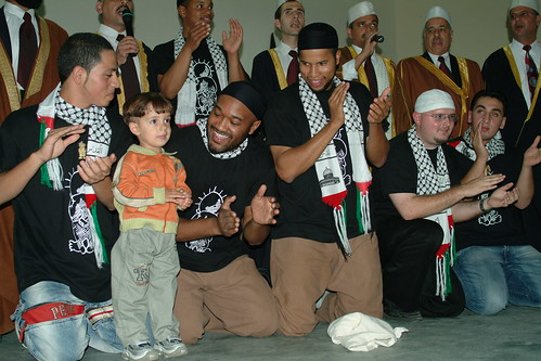 Native deen in palestine