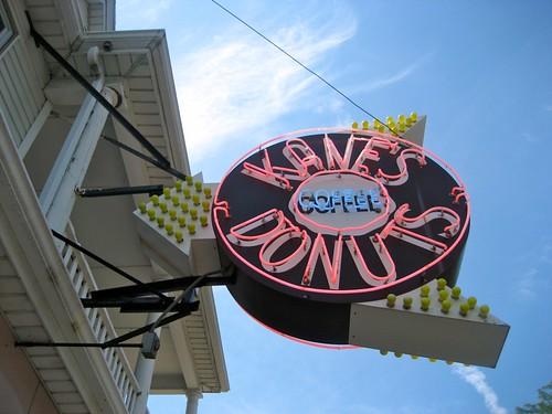 Kane's Donuts Saugus MA
