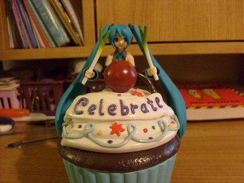Happy Birthday for Miku!