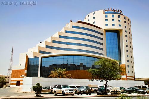 Mövenpick Hotel in Buraydah City HDR by TARIQ-M