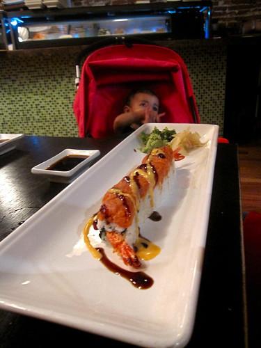 Baby Talye & Raws Binny Roll
