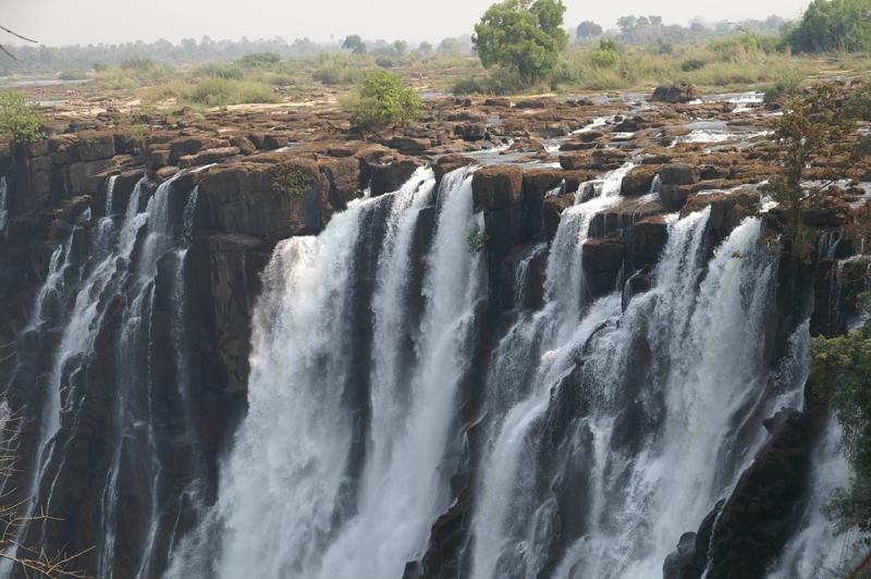 Always stunning, Victoria Falls