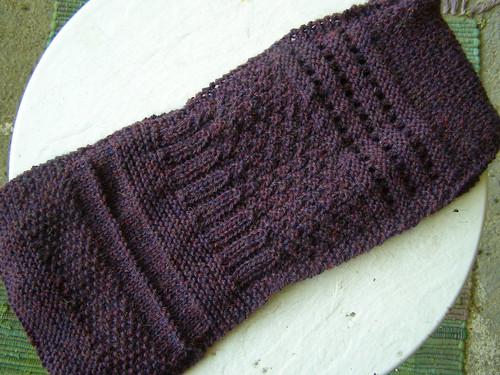 mom's scarf