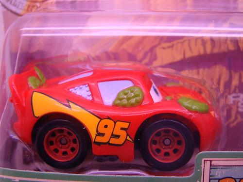 Disney CARS mini adventures Cactus McQueen