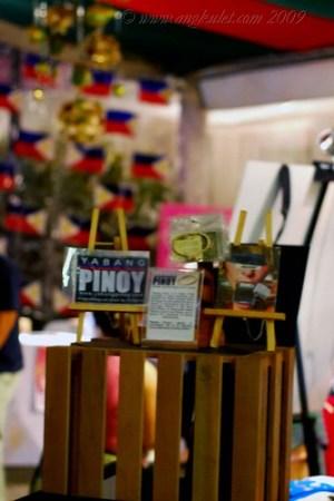 Yabang Pinoy booth