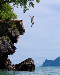 Leap of Faith - Krabi Thailand
