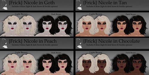 {Frick} Pinups - Nicole