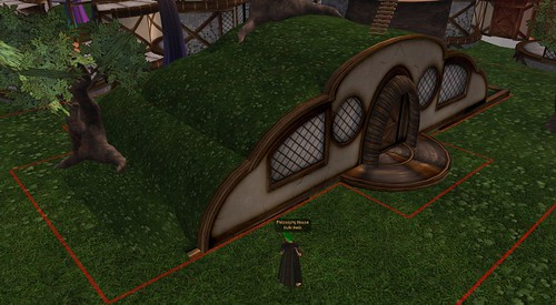 Hobbit Hole Borders