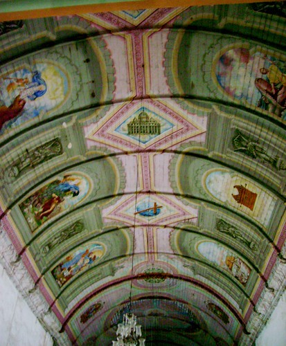 The Painted Ceiling by Avila