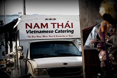 Banh Mi Mobile Food Truck Nam Thai Vietnamese Catering - Mobile Food Truck