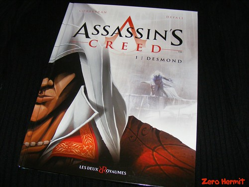 Assassin's Creed Tome 1 : Desmond - Front