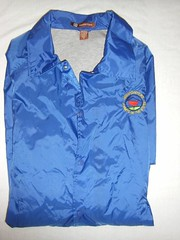 Highpointers Blue Windbreaker