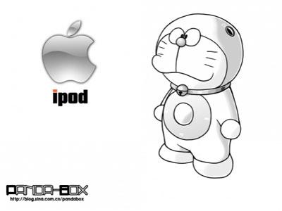 iPod Doraemon