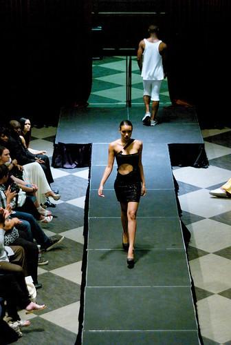 Saints and Sinners Fashion Show - Runway