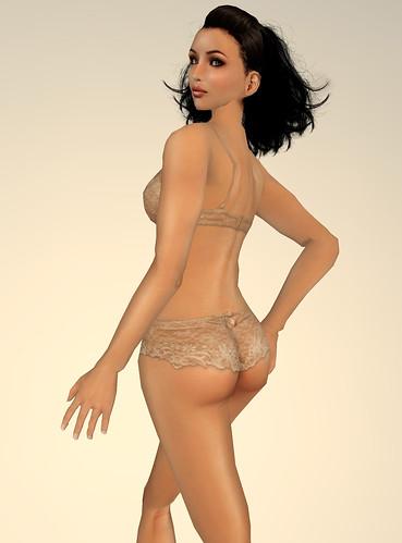 blowpop yvette nude back
