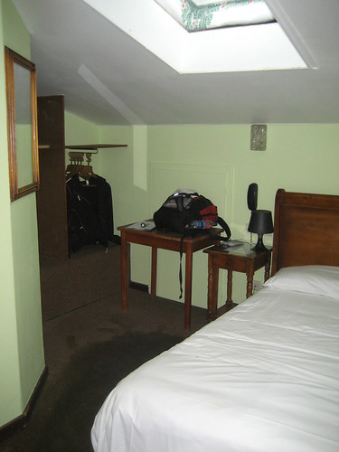 Dónde dormir y alojamiento en Ciudad de Luxemburgo (Luxemburgo) - Hotel Bristol.