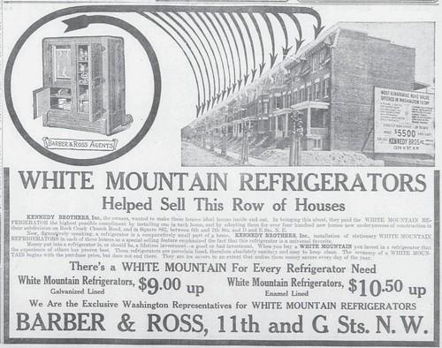 White Mountain Refrigerators
