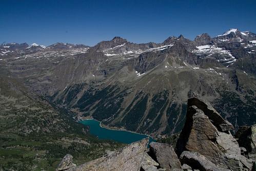 Dal Monte Bianco al Gran Paradiso