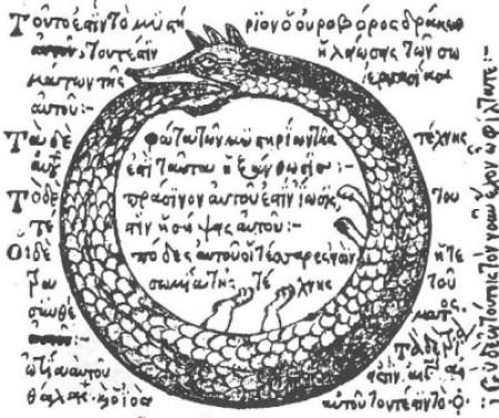 yılan ve insan
