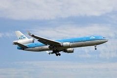KLM MD-11 PH-KCD Florence Nightingale