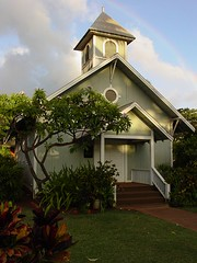 Church, Maui, Hawaii