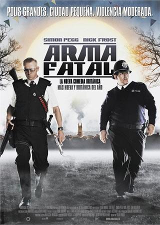 Arma fatal (7) por ti.