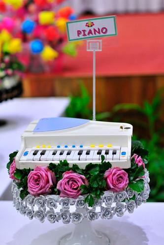 hantaran piano
