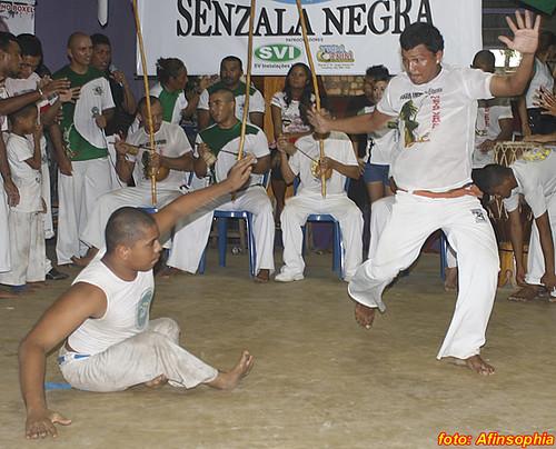 Capoeira Senzala Negra 48 por você.