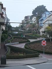 Lombard Street - San Francisco 2010 (1)