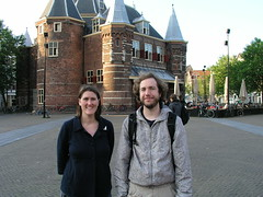 De Waag, Amsterdam, June 2009.