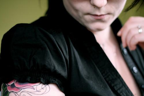 Rose Tattoo: Work Shirt Edition