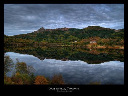 Viajando: Escocia (II) - Stirling y los Trossachs (3/5)