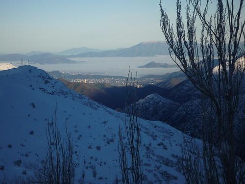 Santiago y su polución