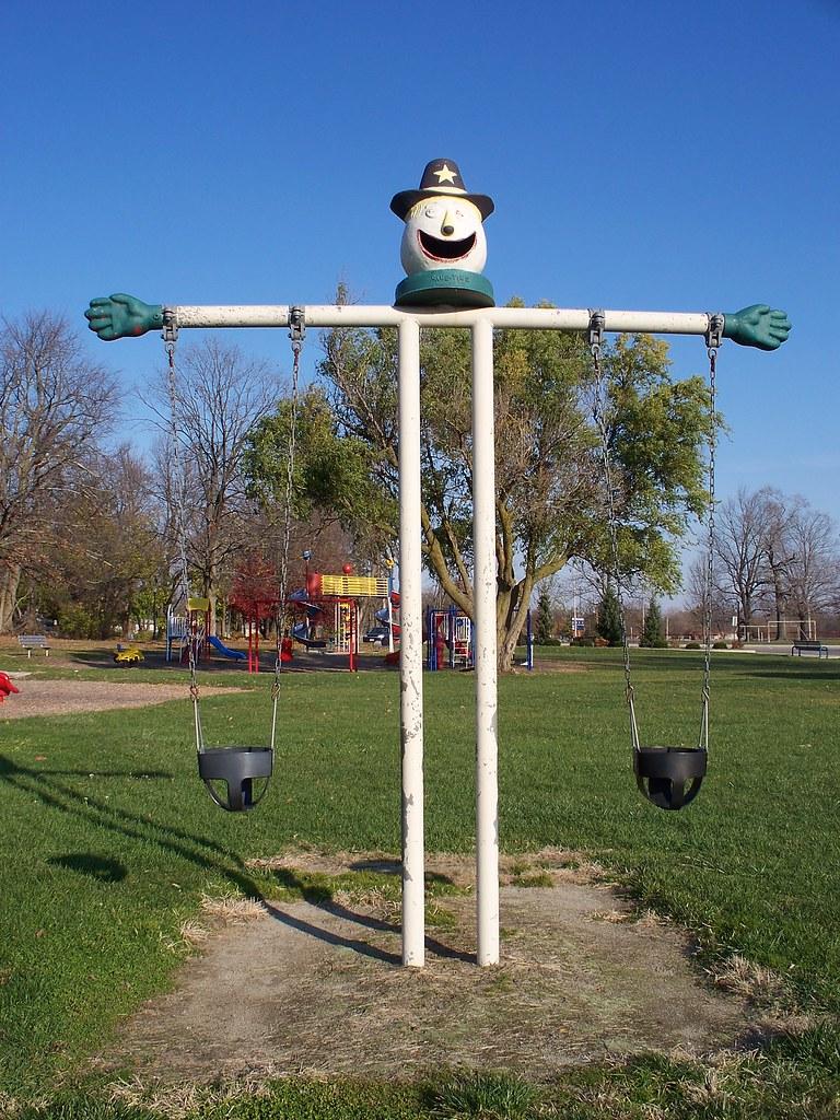 Scary swing 2