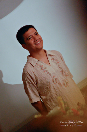 Chico Garcia, from RX 93.1 DJ , hosted the event