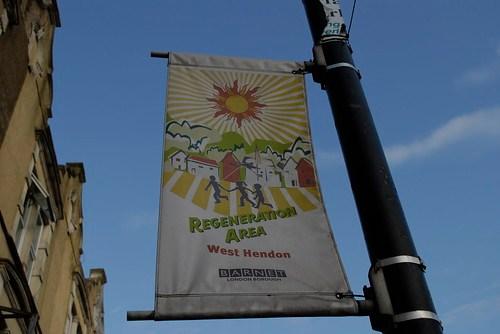 West Hendon!