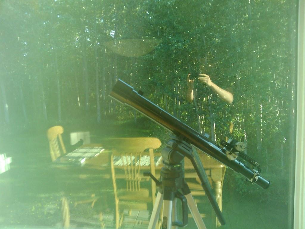 Galileoscope: It works now!