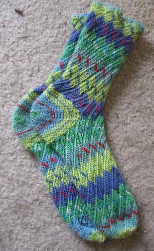 Mermaid Socks IVd